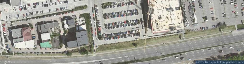 Zdjęcie satelitarne Aleja Bora-Komorowskiego Tadeusza, gen. 25a