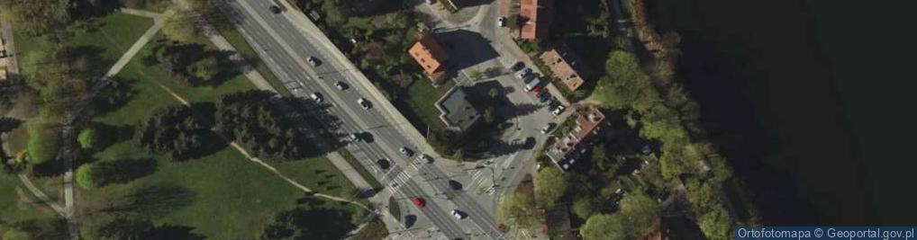 Zdjęcie satelitarne Aleja Przyjaciół 1