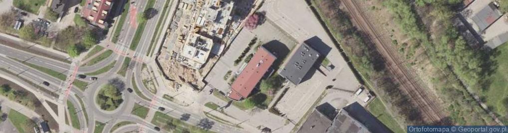 Zdjęcie satelitarne Aleja Bielska 105
