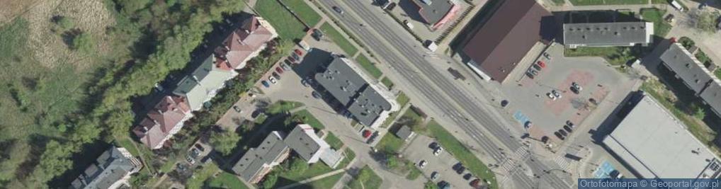 Zdjęcie satelitarne Antoniuk Fabryczny 55