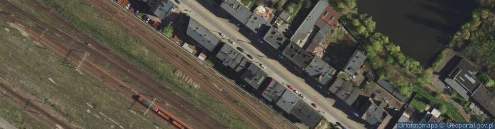 Zdjęcie satelitarne Armii Krajowej 34