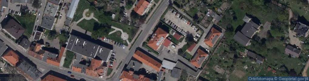 Zdjęcie satelitarne Armii Krajowej 2