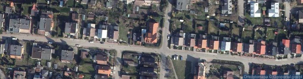 Zdjęcie satelitarne Bajeczna 27
