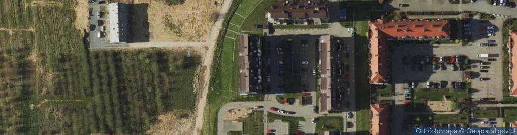 Zdjęcie satelitarne Bilitewskiego Roberta, ks. 11