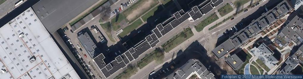 Zdjęcie satelitarne Białostocka 5