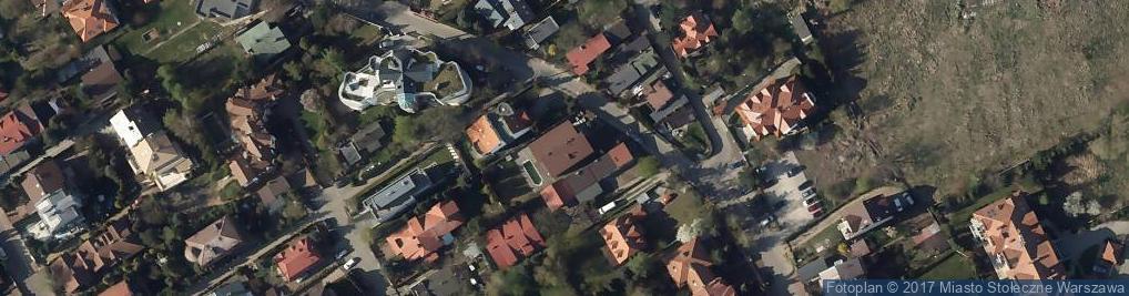 Zdjęcie satelitarne Biedronki 59