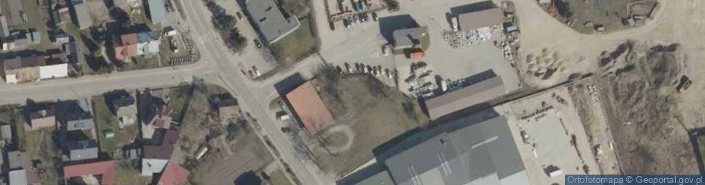 Zdjęcie satelitarne Białostocka 20
