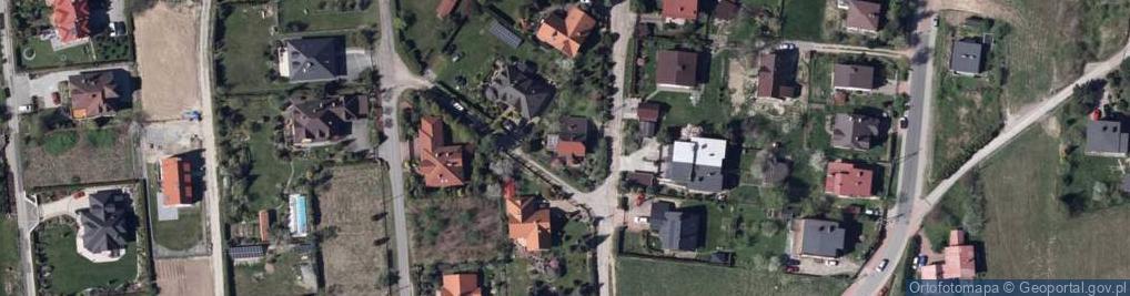 Zdjęcie satelitarne Bobrowskiego Stefana 20a
