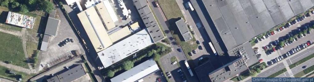 Zdjęcie satelitarne Bohaterów Warszawy 32
