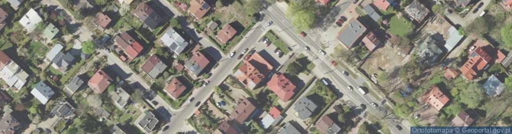Zdjęcie satelitarne Bohaterów Monte Cassino 2