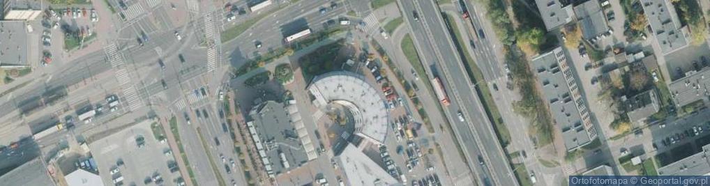 Zdjęcie satelitarne Brzozowa 2/8