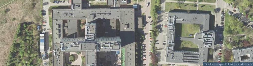 Zdjęcie satelitarne Chodźki Witolda 2