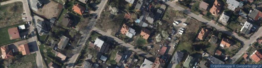 Zdjęcie satelitarne Czackiego Tadeusza 8