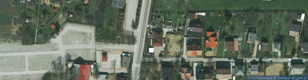Zdjęcie satelitarne Dąbrowskiego J. ul.