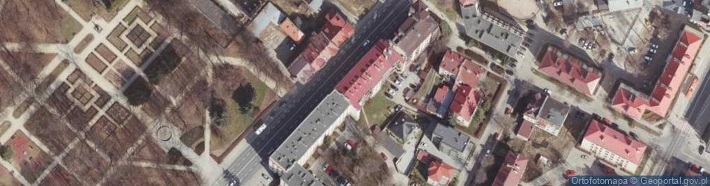 Zdjęcie satelitarne Dąbrowskiego Jarosława, gen. 15
