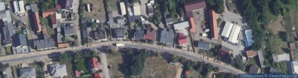 Zdjęcie satelitarne Długa 39