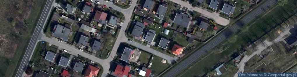 Zdjęcie satelitarne Dolnośląska ul.