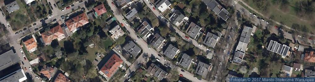 Zdjęcie satelitarne Dygasińskiego Adolfa ul.