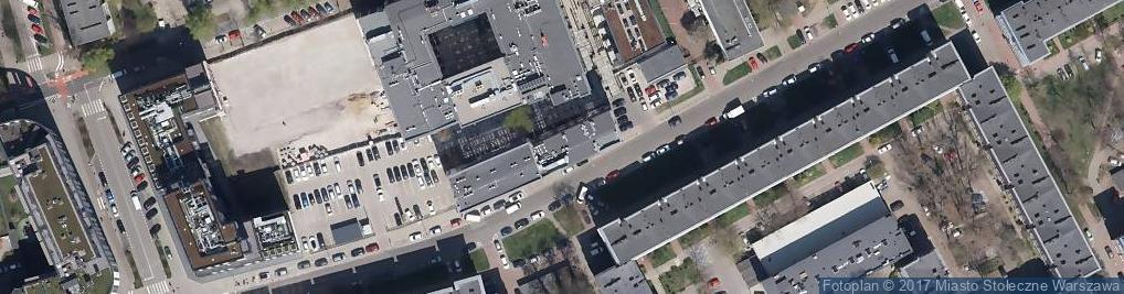 Zdjęcie satelitarne Dzielna 58