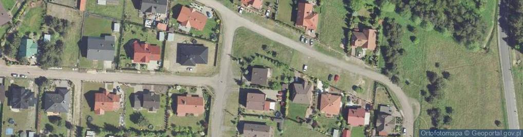 Zdjęcie satelitarne Gawronia 16