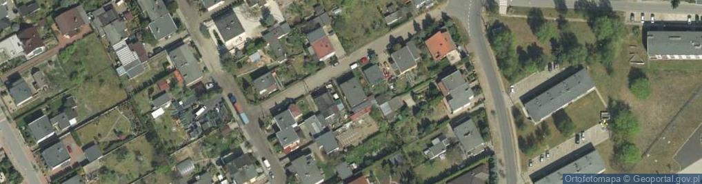 Zdjęcie satelitarne Gruszkowa 4