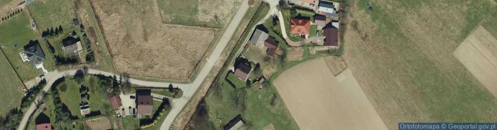 Zdjęcie satelitarne Grabina ul.