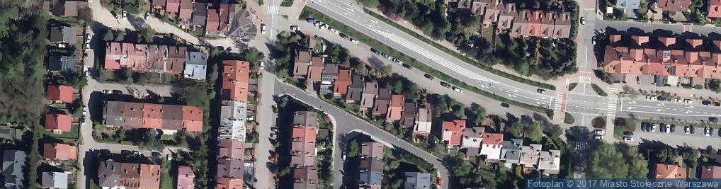 Zdjęcie satelitarne Jana Pawła II 80