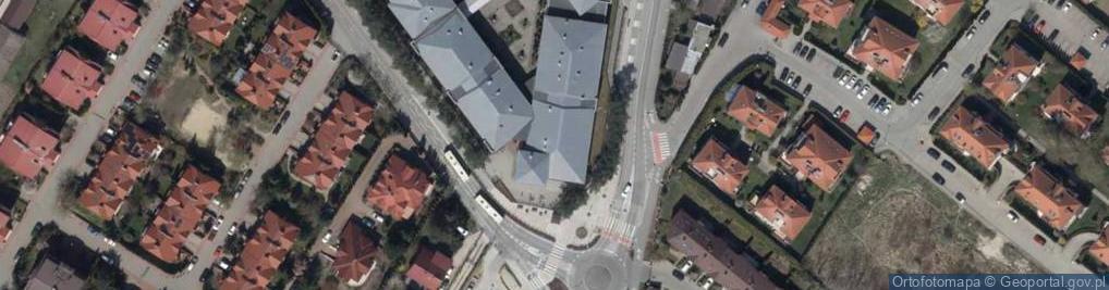 Zdjęcie satelitarne Kameralna ul.