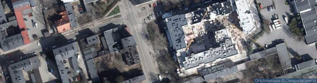 Zdjęcie satelitarne Kilińskiego Jana, płk. 200