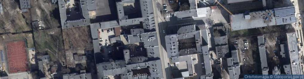 Zdjęcie satelitarne Kilińskiego Jana, płk. 21