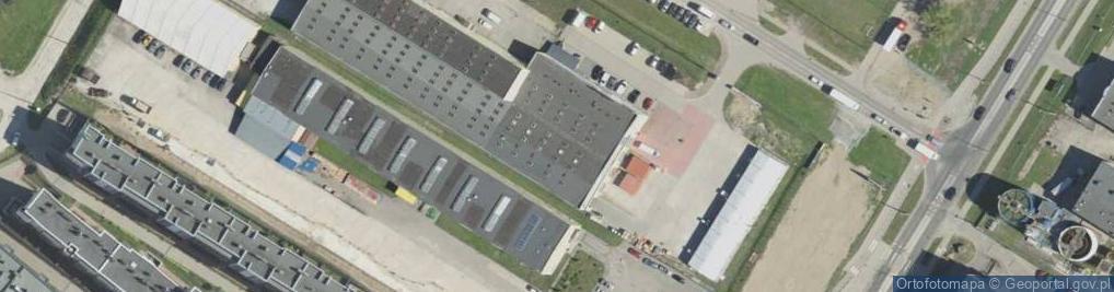 Zdjęcie satelitarne Kombatantów 5