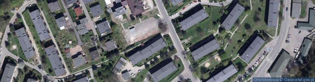 Zdjęcie satelitarne Kościuszki Tadeusza, gen. 5