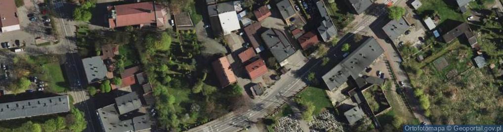 Zdjęcie satelitarne Kokota Edmunda ul.