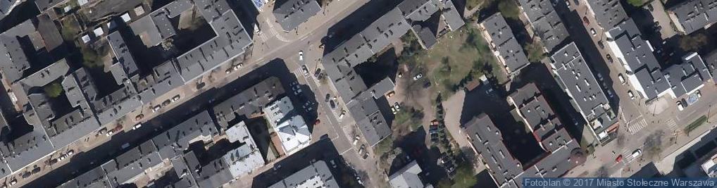 Zdjęcie satelitarne Konopacka 8