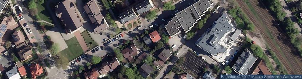 Zdjęcie satelitarne Korkowa 20