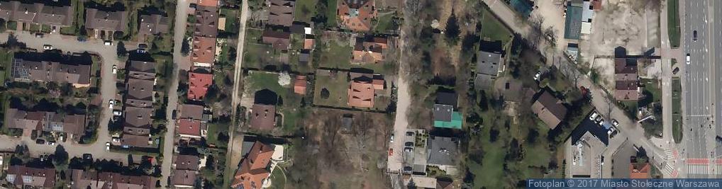 Zdjęcie satelitarne Kotylion ul.