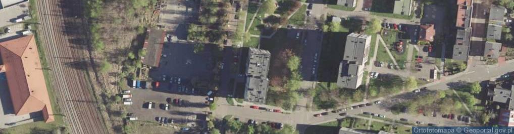 Zdjęcie satelitarne Kredytowa 17