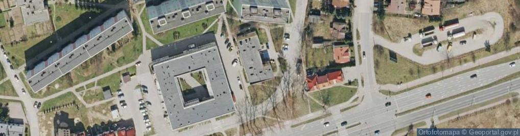 Zdjęcie satelitarne Kryształowa 2