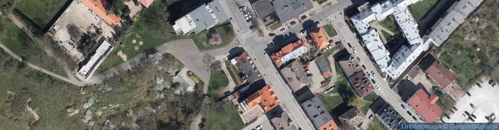 Zdjęcie satelitarne Króla Kazimierza Wielkiego 19