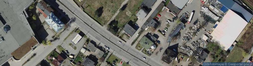 Zdjęcie satelitarne Króla Jana III Sobieskiego 19