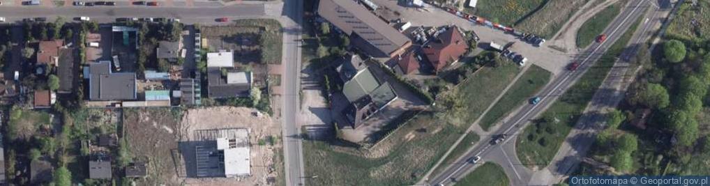 Zdjęcie satelitarne Kręta 2