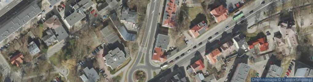 Zdjęcie satelitarne Króla Bolesława Chrobrego 15