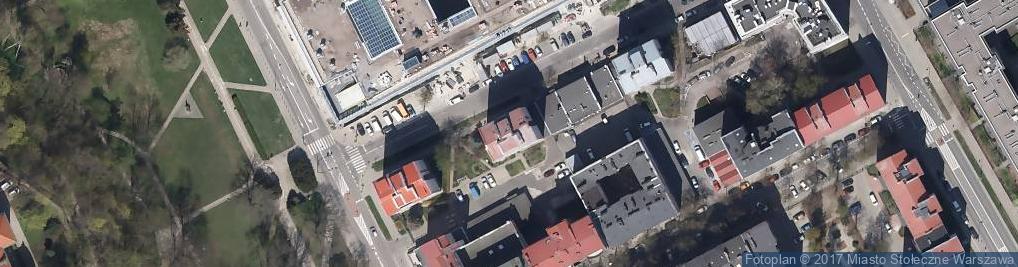 Zdjęcie satelitarne Lipowa 7