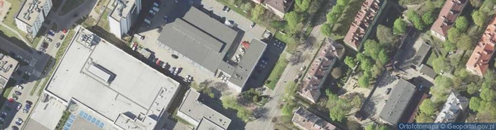 Zdjęcie satelitarne Lotnicza 3