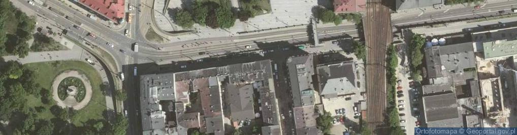 Zdjęcie satelitarne Lubicz 5