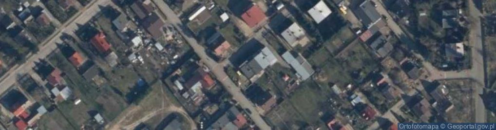 Zdjęcie satelitarne Malczewskiego Jacka 2