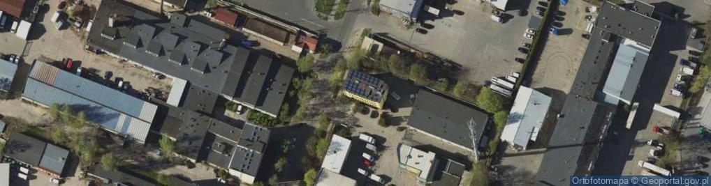 Zdjęcie satelitarne Metalowa 3