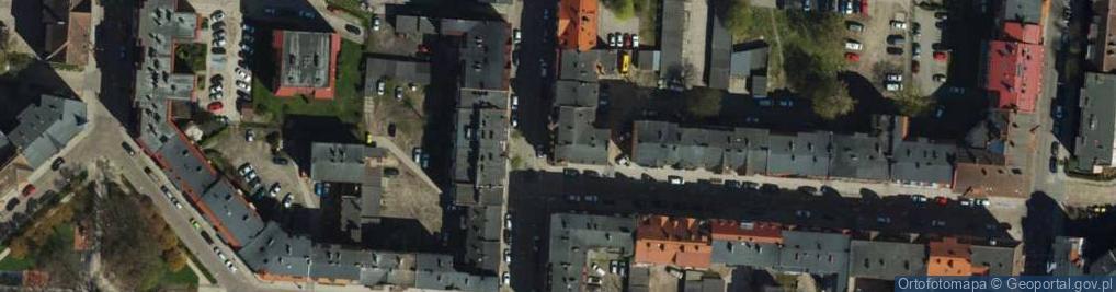 Zdjęcie satelitarne Mickiewicza Adama 25