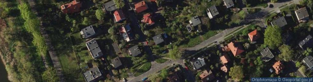 Zdjęcie satelitarne Mianowskiego Józefa 10