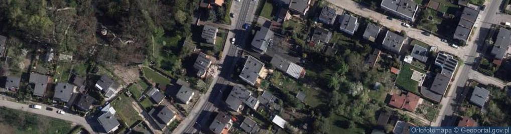 Zdjęcie satelitarne Nasypowa 9